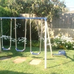 Outdoor Swingset