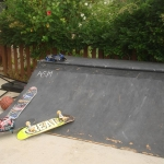 Skate Ramp for School Age